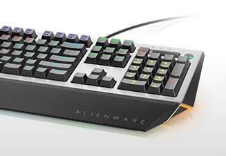 alienware aw958 mouse aw768 keyboard review pc components keyboards mice input devices