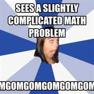 Funny Math Memes - math memes mathematical pinterest