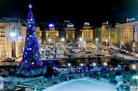 travel to ukraine new year eve 2015 in kiev