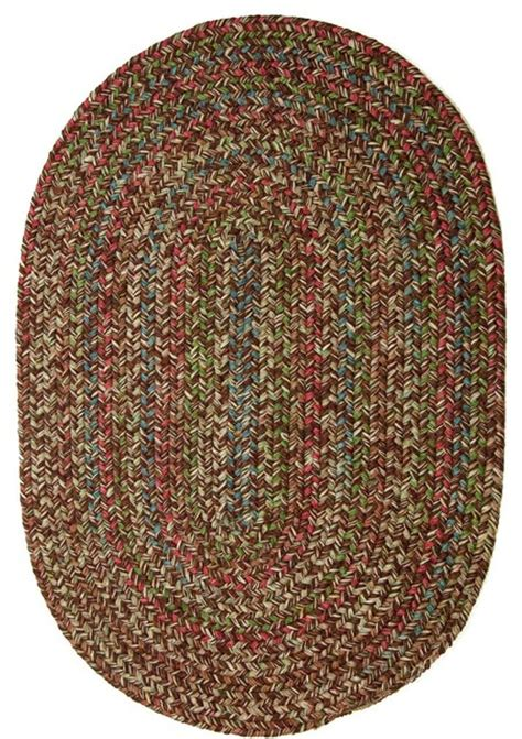 Large Oval Area Rugs Brown Rug Textured Braided Farmhouse Area Rugs By Area Rugs