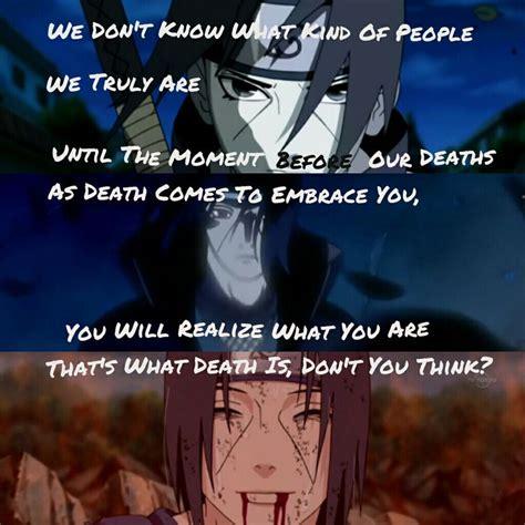 naruto film quotes itachi uchiha quotes quotesgram