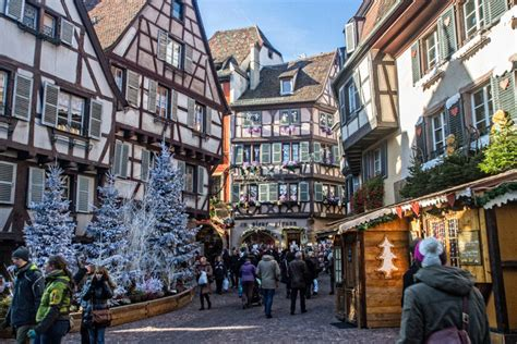 postcard from colmar christmas market alsace the good