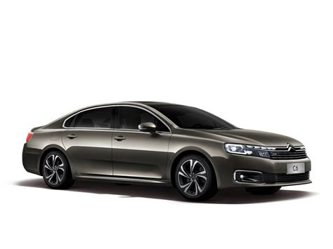 Citroen C6 by Resurrected Citroen C6 Makes Debut In China Carscoops