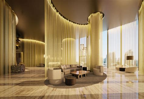 pictures damac s fendi branded apartments