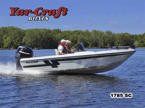 yar craft boats research yar craft boats 1785 sc multi species fishing