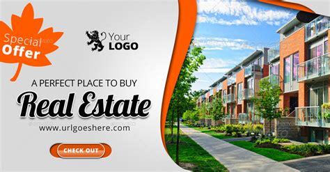 real estate web fb ads by belegija graphicriver