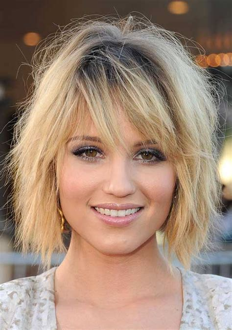 choppy bob hairstyles with a fringe 10 good choppy bob with bangs bob hairstyles 2017