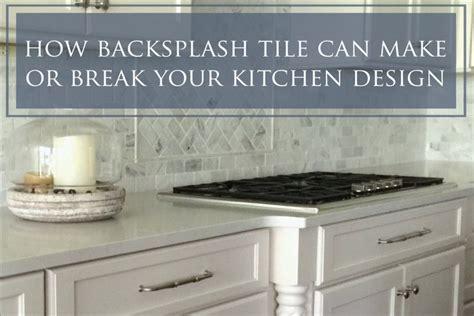 how to make a backsplash in your kitchen kitchen backsplash it can make or a design the decorologist