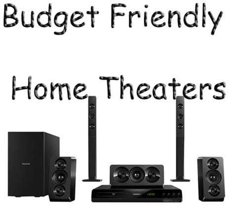 5 budget home theater systems available below rs 5 000