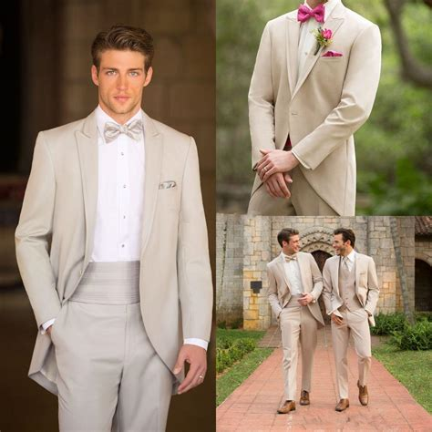 how to groom for a wedding party men style guide custom made suits light grey groom tuxedos suits custom