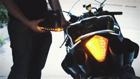 motorcycle shoes with lights motorcycle shoes with brake lights awesome idea