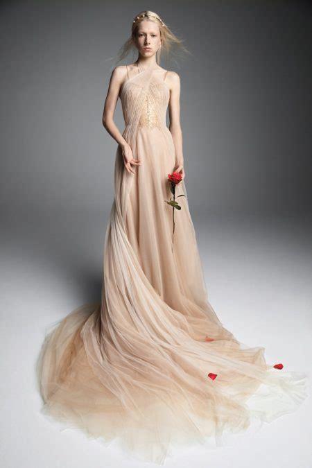 vera wang bridal fall  wedding dresses fashion