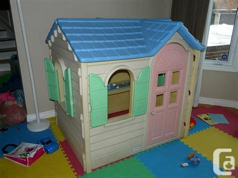little tikes play house little tikes playhouse for sale in ottawa ontario classifieds canadianlisted com