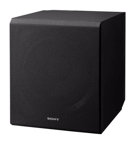 Speaker Subwoofer Sony sony sscs3 floor standing speaker 2 units sony 10 inch active subwoofer sacs9 sscs3