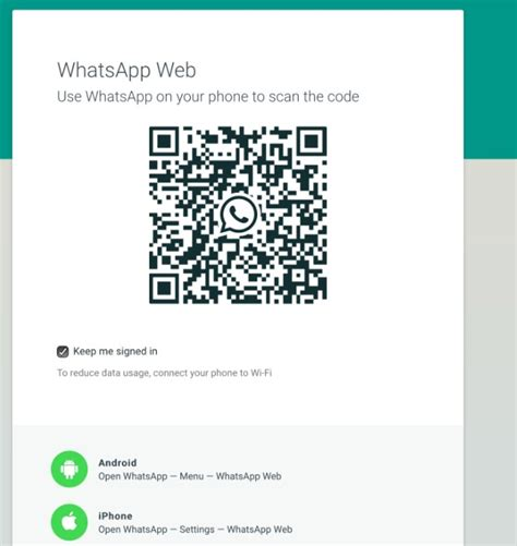 web whatsapp qr code android install whatsapp on ios 9 or later without jailbreak