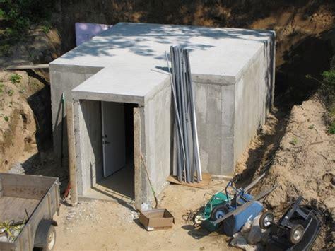 Backyard Bomb Shelter Green Thumb Alert Building A Root Cellar In Your Basement
