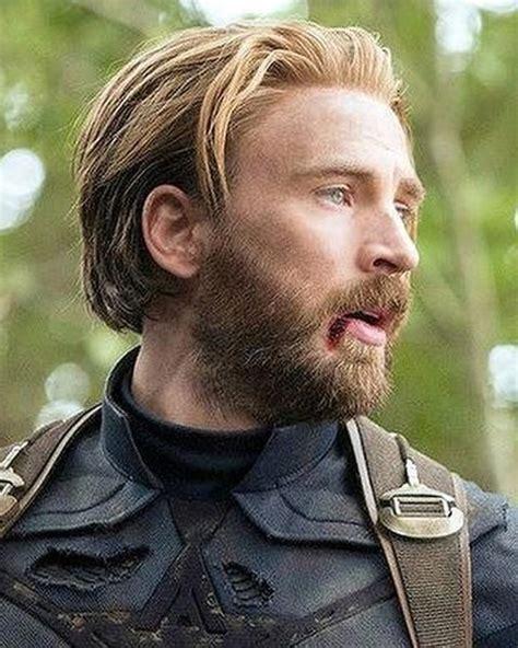 chris evans captain america infinity war