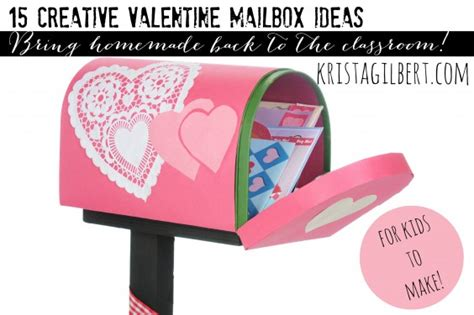 ideas for valentines day boxes for school renegade all things family cooking crafting