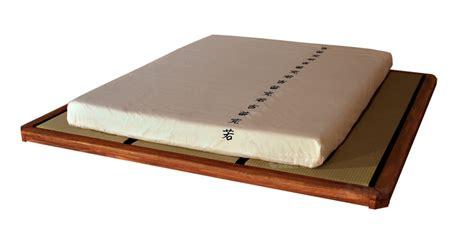 futonbett tatami cinius letto letto giapponese in legno massello