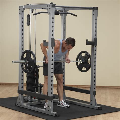 weider power stack 200 lbs bench press incline squat rack smith machine incline bench press