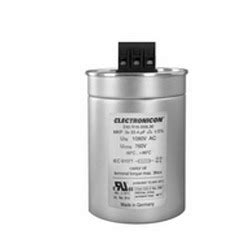 electronicon ac capacitors capacitors and reactors electronicon gas filled capacitor wholesale trader from chennai