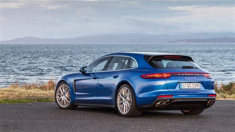 porsche panamera sport 2017 porsche panamera sport turismo 2017 review by car magazine