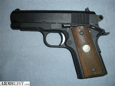 Colt Officers Model by Armslist For Sale Colt Officers Model 45acp