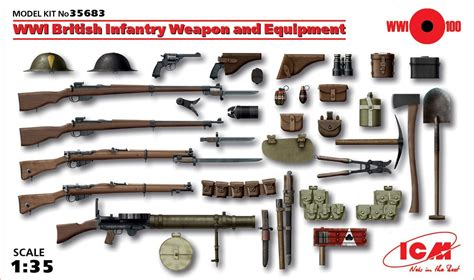 german weapons german military weapons of ww1 ww2 icm ww1 british infantry weapons and equipment world