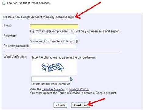 adsense account login apply adsense account