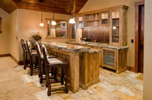 Rustic Home Bar Basement Bar Ideas Home Decor