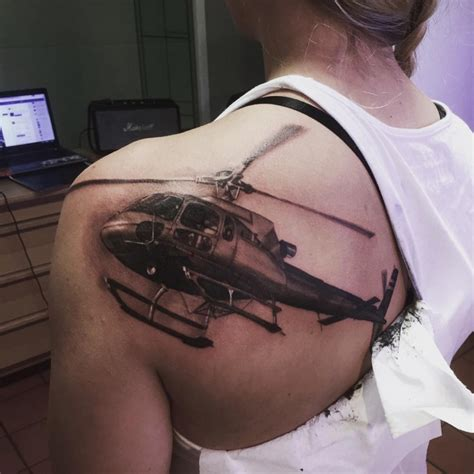 helicopter tattoo designs ideas design trends