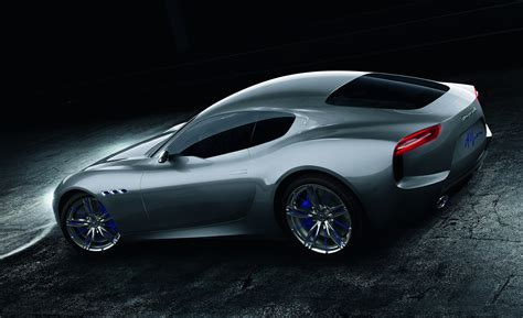 maserati car maserati alfieri sports car likely delayed news car