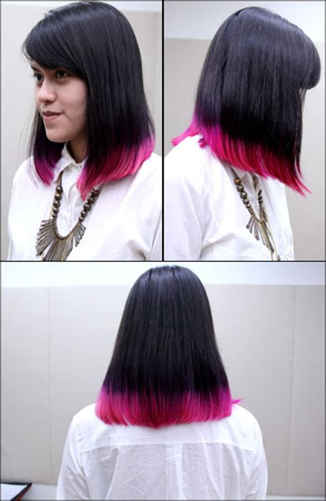rambut ombre warna trend rambut hairstylegalleries com