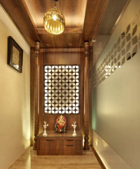 Beautiful Pooja Room Designs and Ideas   Home Makeover
