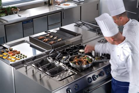 professional kitchen electrolux launches professional range tailored for high