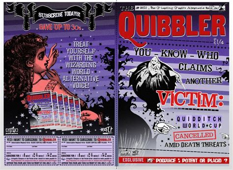 printable quibbler cover quibbler by jhadha deviantart com on deviantart film