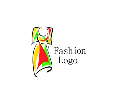 clothes design logo vector image gallery logos clothing dress