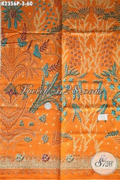 Hem Sanjaya Kuning Batik Cowok Xl batik halus motif keren harga murmer kain batik