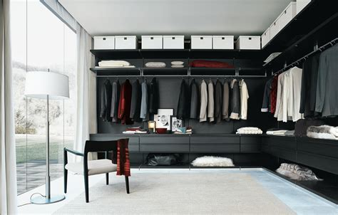 Closet Design | walk in closet design for small and larger areas