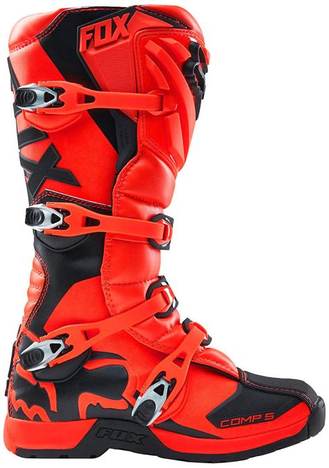 motocross boots kids fox comp 5 2016 mx kids
