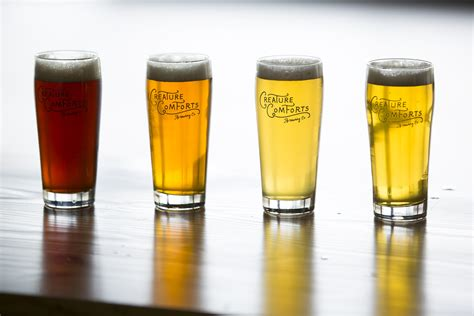 creature comforts jacksonville thirsty thursday southern summer suds southern foodways