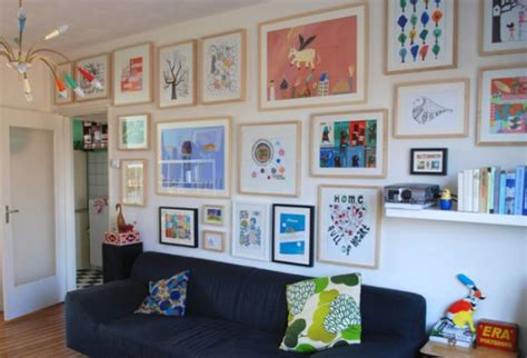 how to display art prints art gallery wall variations
