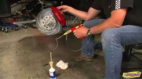 Brake Bleeder By Kynan Motor systems v 12 diy brake bleeder walkthrough