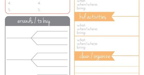 free printable daily planner for moms free printable daily planner for moms free printable