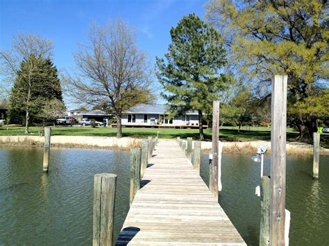 waterfront home for sale on kent island eastern shore maryland