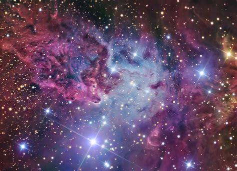 gambar bintang pemandangan luar angkasa