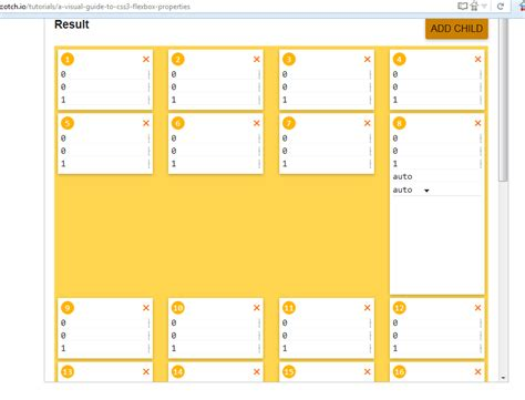 flexbox layout height html increase item s height with flexbox stack overflow