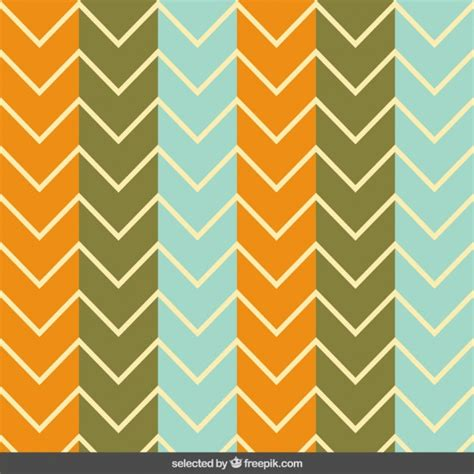 zigzag pattern line striped pattern with zig zag lines vector free download