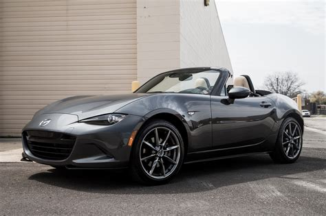mazda miata 2016 mazda mx 5 miata automatic one week review