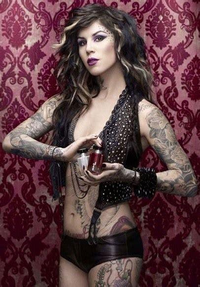 kat von d tattoo artist pretty girls get more likes the life of a female tattoo